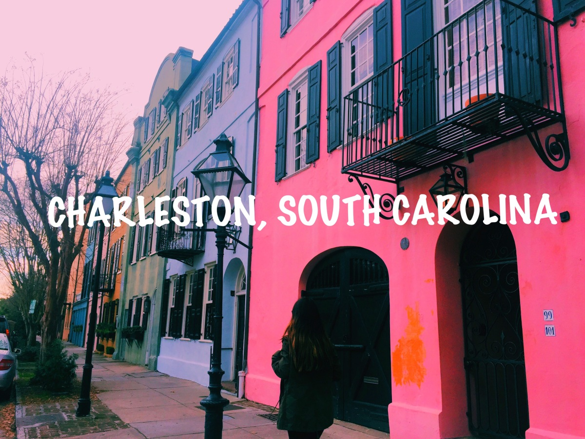 My short trip to Charleston,South Carolina