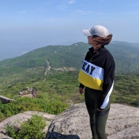 Hiking in Busan!
