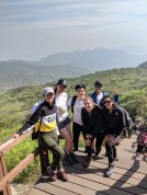 hiking group 1