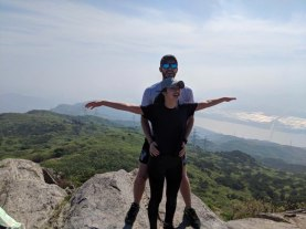hiking julie and ben 1