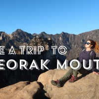 Fall in love with Seorak Moutain! (Seoraksan in the Fall)